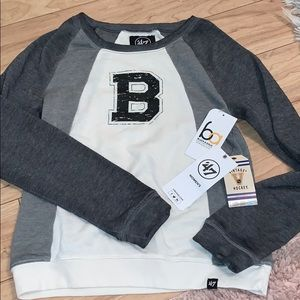 Tops - Bruins crew neck
